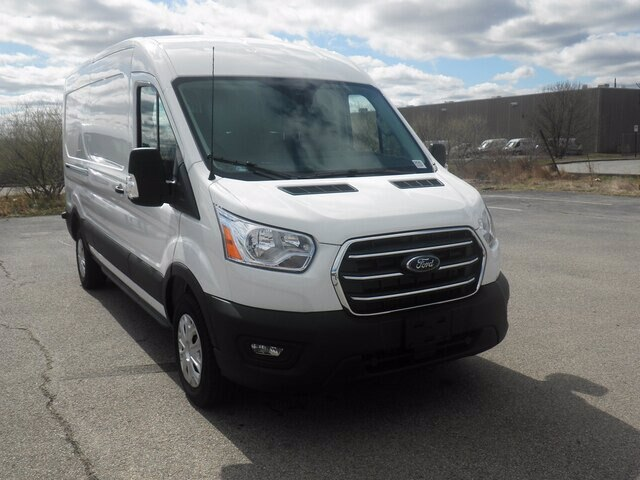 2020 Ford Transit 250 Med Roof RWD, Empty Cargo Van #CR6350 - photo 1