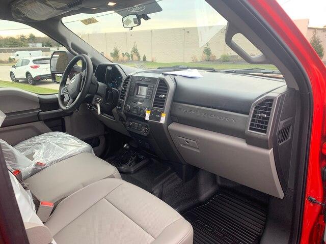 2019 Ford F-550 Super Cab DRW 4x4, Knapheide Steel Service Body #CR6373 - photo 6