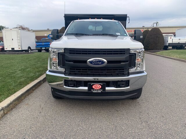 2019 Ford F-350 Regular Cab DRW 4x4, Rugby Eliminator LP Steel Dump Body #CR6375 - photo 4