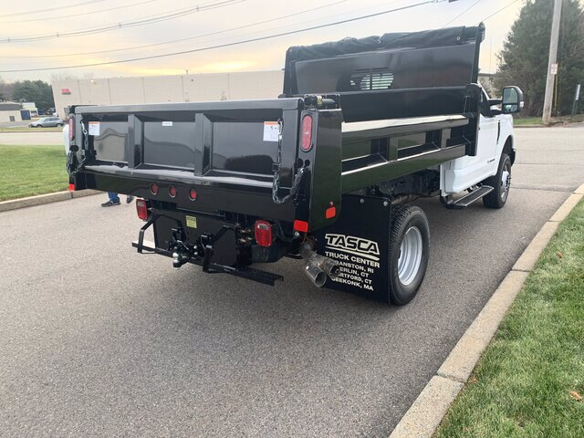 2019 Ford F-350 Regular Cab DRW 4x4, Rugby Eliminator LP Steel Dump Body #CR6375 - photo 7