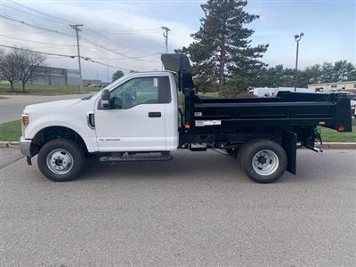 2019 Ford F-350 Regular Cab DRW 4x4, Rugby Eliminator LP Steel Dump Body #CR6375 - photo 1