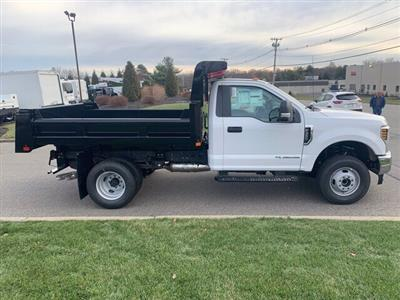 2019 Ford F-350 Regular Cab DRW 4x4, Rugby Eliminator LP Steel Dump Body #CR6375 - photo 6