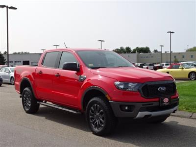 2020 Ford Ranger SuperCrew Cab 4x4, Pickup #CR6522FC - photo 1