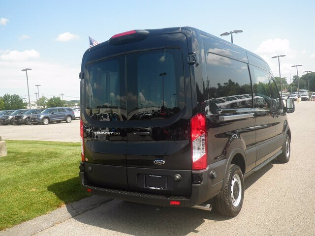 2020 Ford Transit 250 Med Roof RWD, Empty Cargo Van #CR6574A - photo 1