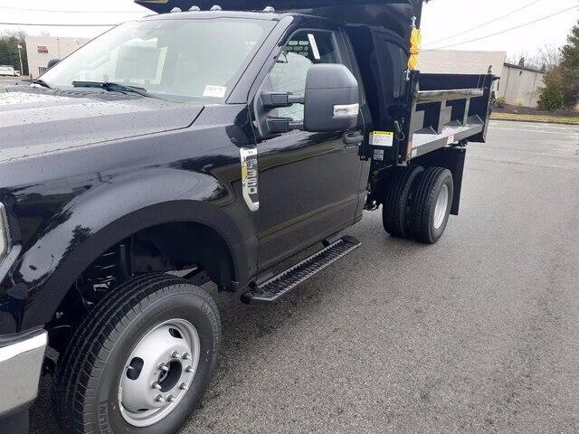 2020 Ford F-350 Regular Cab DRW 4x4, SH Truck Bodies Dump Body #CR6575 - photo 1
