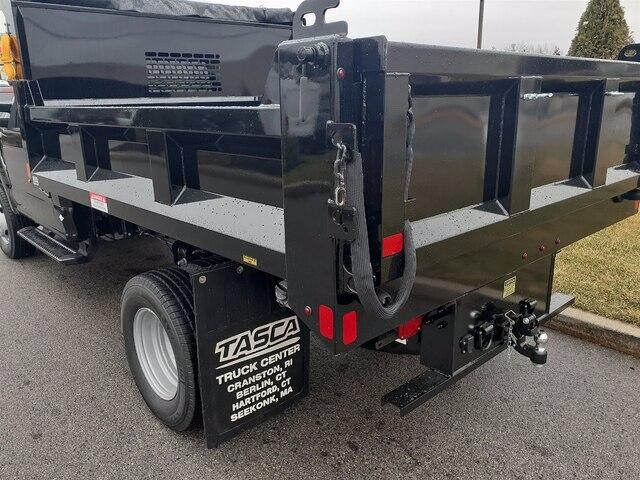 2020 Ford F-350 Regular Cab DRW 4x4, SH Truck Bodies Dump Body #CR6575 - photo 2