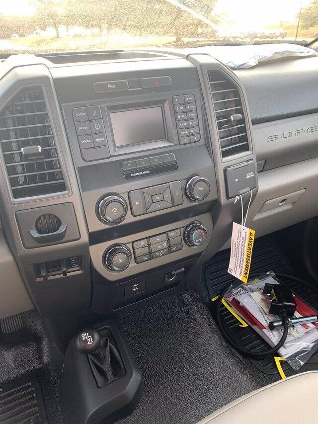 2019 F-550 Regular Cab DRW 4x4, Switch N Go Drop Box Hooklift Body #CR6594 - photo 6