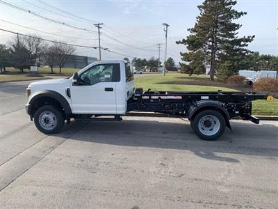 2019 Ford F-550 Regular Cab DRW 4x4, Switch N Go Drop Box Hooklift Body #CR6594 - photo 1
