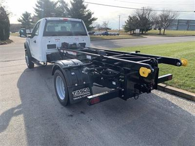 2019 Ford F-550 Regular Cab DRW 4x4, Switch N Go Drop Box Hooklift Body #CR6594 - photo 2