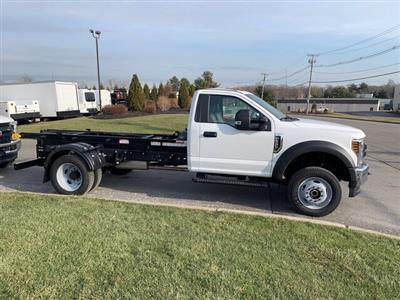 2019 Ford F-550 Regular Cab DRW 4x4, Switch N Go Drop Box Hooklift Body #CR6594 - photo 3