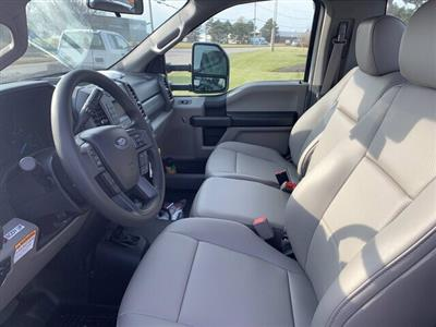 2019 F-550 Regular Cab DRW 4x4, Switch N Go Drop Box Hooklift Body #CR6594 - photo 5