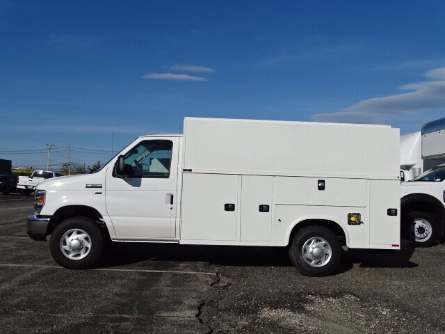 2019 Ford E-350 RWD, Knapheide Service Utility Van #CR6684 - photo 1