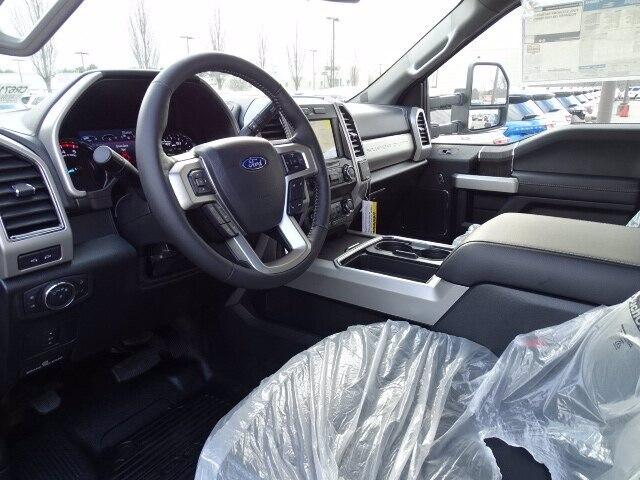 2020 Ford F-450 Crew Cab DRW 4x4, Duramag Platform Body #CR6710 - photo 4