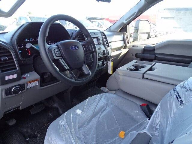 2020 Ford F-550 Regular Cab DRW 4x4, Rugby Landscape Dump #CR6737 - photo 4