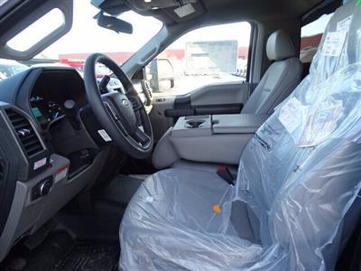 2020 Ford F-550 Regular Cab DRW 4x4, Rugby Landscape Dump #CR6737 - photo 5