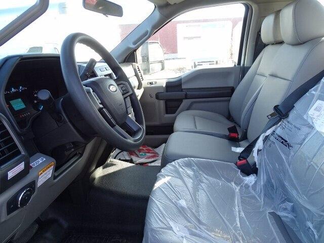 2020 Ford F-550 Regular Cab DRW 4x4, Switch N Go Drop Box Hooklift Body #CR6738 - photo 4