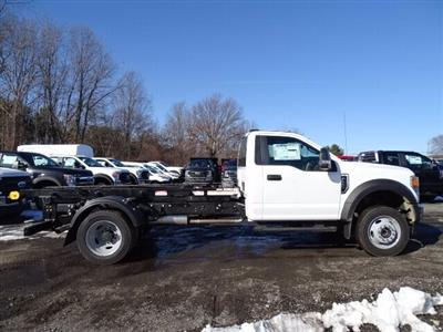 2020 Ford F-550 Regular Cab DRW 4x4, Switch N Go Drop Box Hooklift Body #CR6738 - photo 1