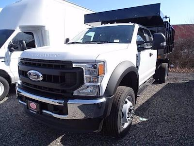 2020 Ford F-550 Super Cab DRW 4x4, Knapheide Value-Master X Stake Bed #CR6762 - photo 1