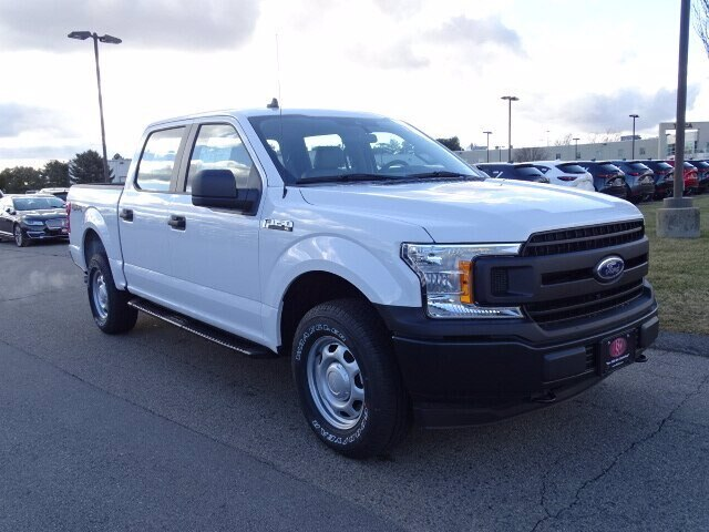 2020 Ford F-150 SuperCrew Cab 4x4, Pickup #CR6764 - photo 1