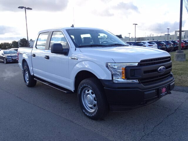 2020 Ford F-150 SuperCrew Cab 4x4, Pickup #CR6764 - photo 3