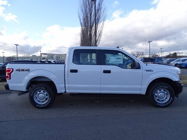 2020 Ford F-150 SuperCrew Cab 4x4, Pickup #CR6764 - photo 4