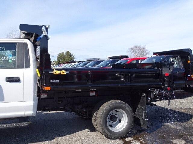 2020 Ford F-350 Regular Cab DRW 4x4, Air-Flo Dump Body #CR6777 - photo 1