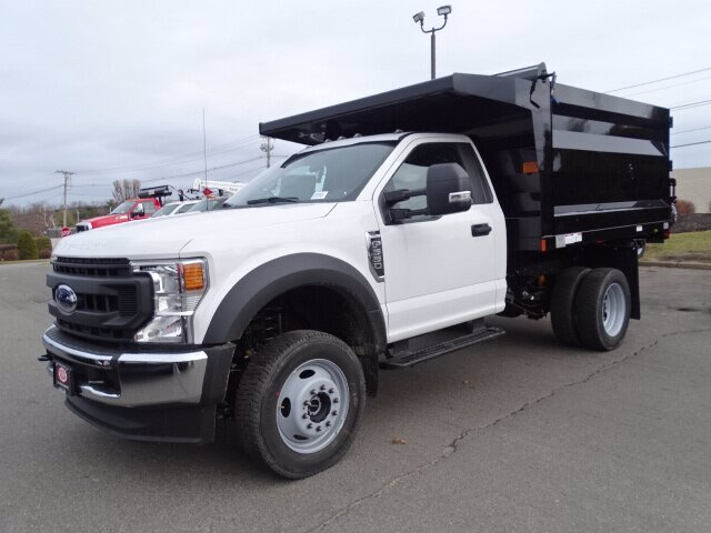 2020 F-550 Regular Cab DRW 4x4, Rugby Landscape Dump #CR6803 - photo 3