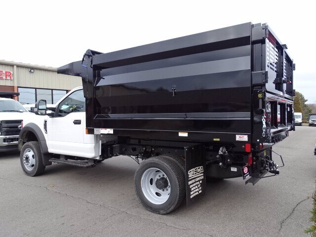 2020 F-550 Regular Cab DRW 4x4, Rugby Landscape Dump #CR6803 - photo 2
