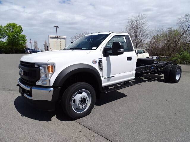 2020 Ford F-550 Regular Cab DRW 4x4, Cab Chassis #CR6931 - photo 2