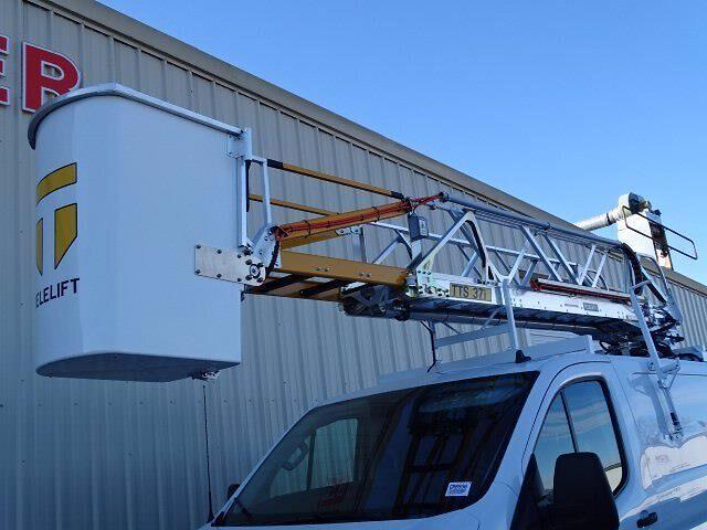 2020 Transit 350 Low Roof AWD,  Empty Cargo Van #CR6936 - photo 8