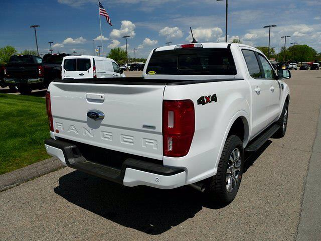 2020 Ford Ranger SuperCrew Cab 4x4, Pickup #CR6990 - photo 6