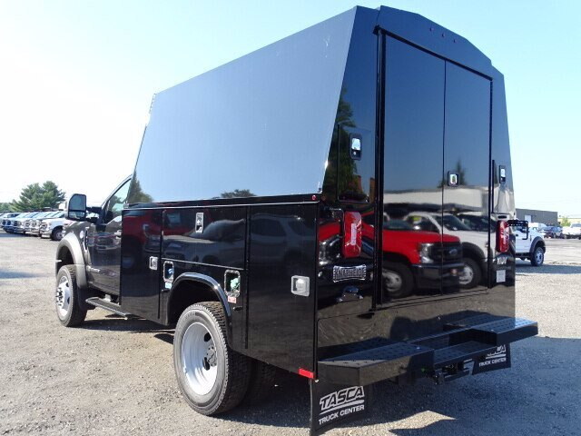 2020 Ford F-550 Regular Cab DRW 4x4, Knapheide Service Body #CR7029 - photo 1