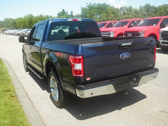 2018 Ford F-150 SuperCrew Cab 4x4, Pickup #CR7035A - photo 5