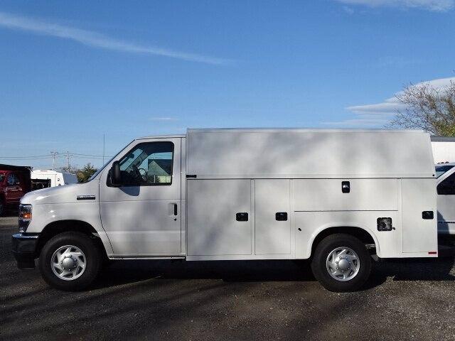 2021 Ford E-350 RWD, Knapheide Service Utility Van #CR7039 - photo 1