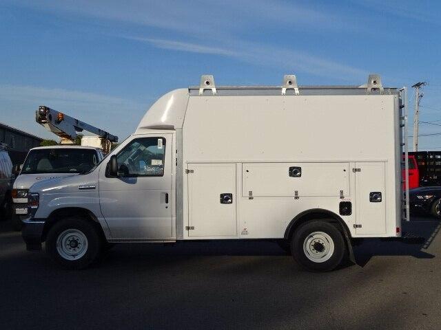2021 Ford E-350 RWD, Supreme Service Utility Van #CR7058 - photo 1