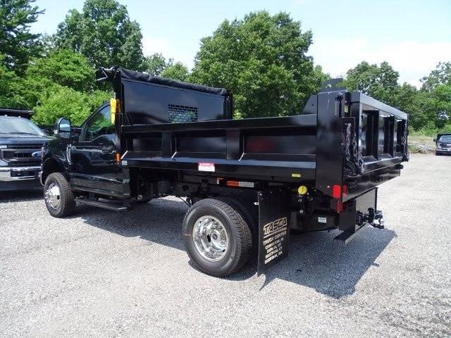 2020 Ford F-350 Regular Cab DRW 4x4, SH Truck Bodies Dump Body #CR7061 - photo 1