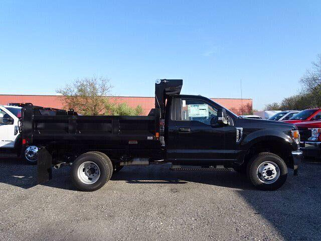 2020 Ford F-350 Regular Cab DRW 4x4, SH Truck Bodies Dump Body #CR7064 - photo 1
