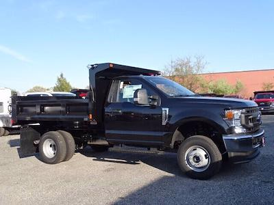 2020 Ford F-350 Regular Cab DRW 4x4, SH Truck Bodies Dump Body #CR7064 - photo 3