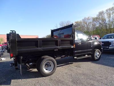 2020 Ford F-350 Regular Cab DRW 4x4, SH Truck Bodies Dump Body #CR7064 - photo 2