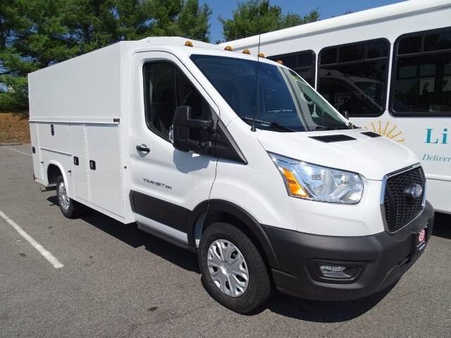 2020 Ford Transit 350 RWD, Knapheide Service Utility Van #CR7080 - photo 1
