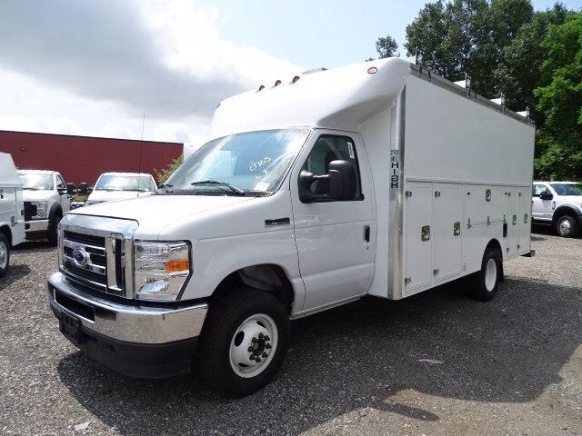 2021 Ford E-450 RWD, Supreme Service Utility Van #CR7087 - photo 1