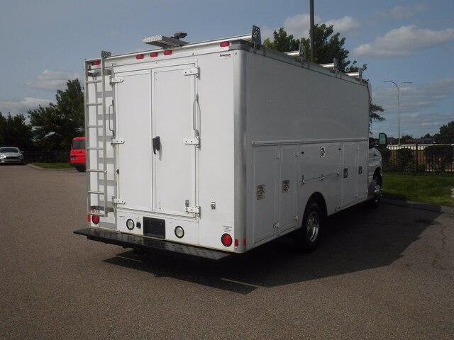 2015 Ford E-350 RWD, Service Utility Van #CR7087A - photo 1