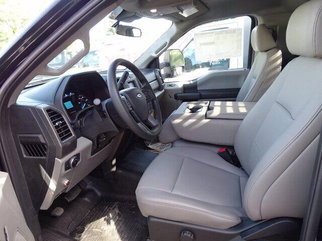 2020 Ford F-550 Regular Cab DRW 4x4, Crysteel Dump Body #CR7095 - photo 5