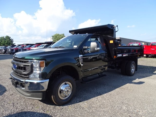 2020 Ford F-350 Regular Cab DRW 4x4, Rugby Dump Body #CR7123 - photo 1