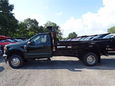 2020 Ford F-350 Regular Cab DRW 4x4, Rugby Dump Body #CR7123 - photo 3