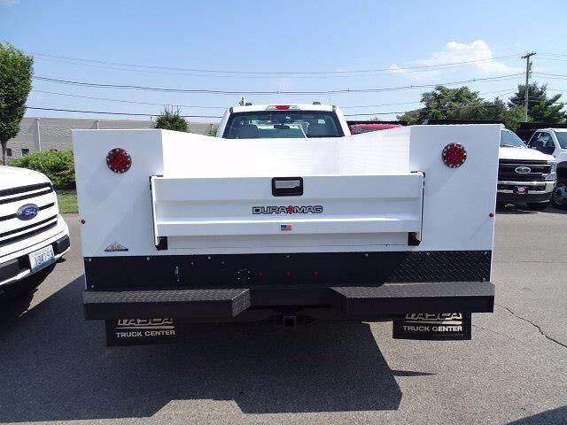 2020 Ford F-550 Regular Cab DRW 4x4, Duramag Service Body #CR7143 - photo 1