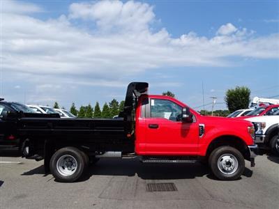 2020 Ford F-350 Regular Cab DRW 4x4, Rugby Eliminator LP Steel Dump Body #CR7154 - photo 3