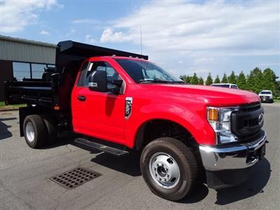 2020 Ford F-350 Regular Cab DRW 4x4, Rugby Eliminator LP Steel Dump Body #CR7154 - photo 1