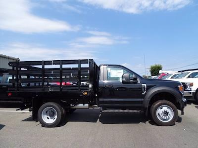 2020 Ford F-550 Regular Cab DRW 4x4, Knapheide Value-Master X Stake Bed #CR7167 - photo 3