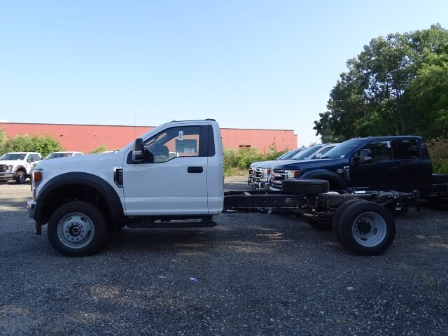 2020 Ford F-550 Regular Cab DRW 4x4, Cab Chassis #CR7171 - photo 1